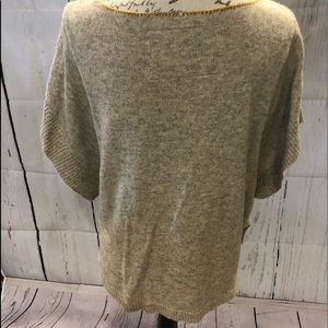 Anthropologie Sweaters - Anthropologie short dolman sleeve sweater
